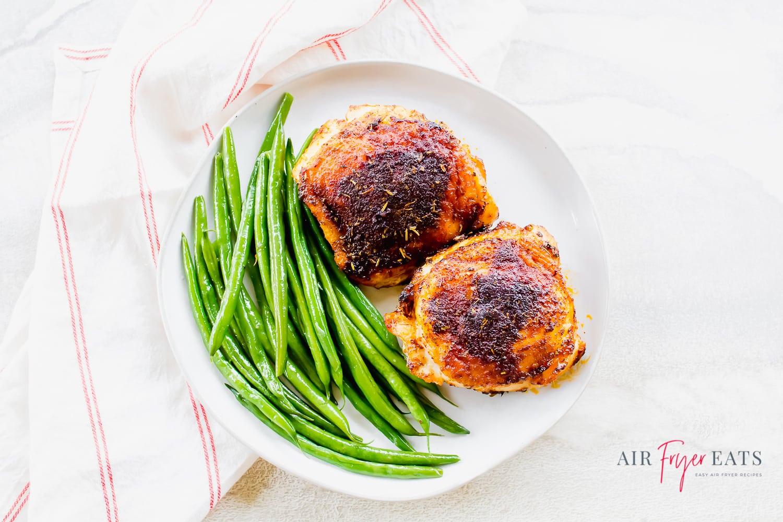 Air Fryer Chicken Thighs Air Fryer Eats