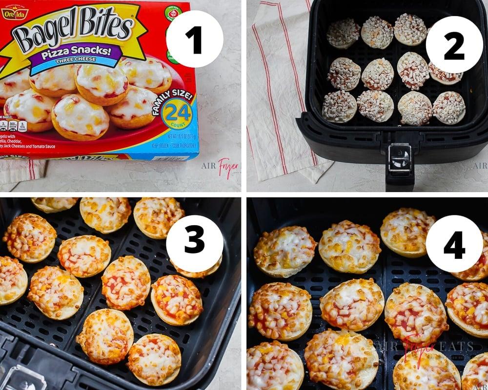 Make Bagel Bites In The Air Fryer