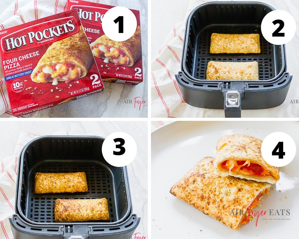 Air Fryer Hot Pockets Air Fryer Eats