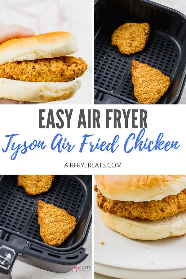 If you are looking for delicious chicken in the freezer aisle, you need to check out Tyson Air Fried Chicken. You can get that air fried taste without the air fryer. #TysonAirFriedChicken #tysonchicken #airfriedchicken via @vegetarianmamma