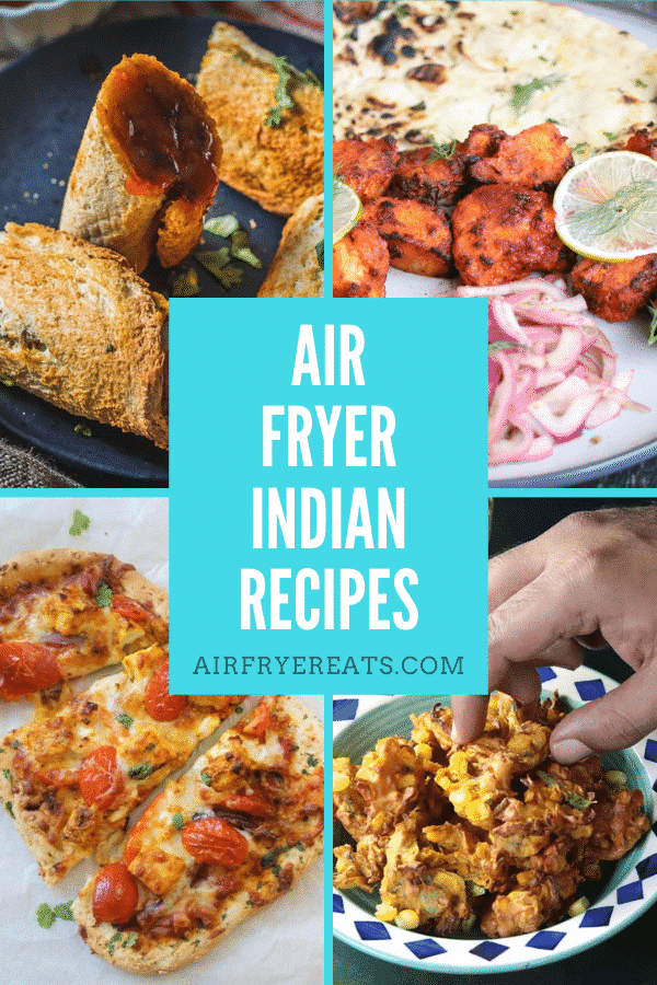 air fryer indian recipes