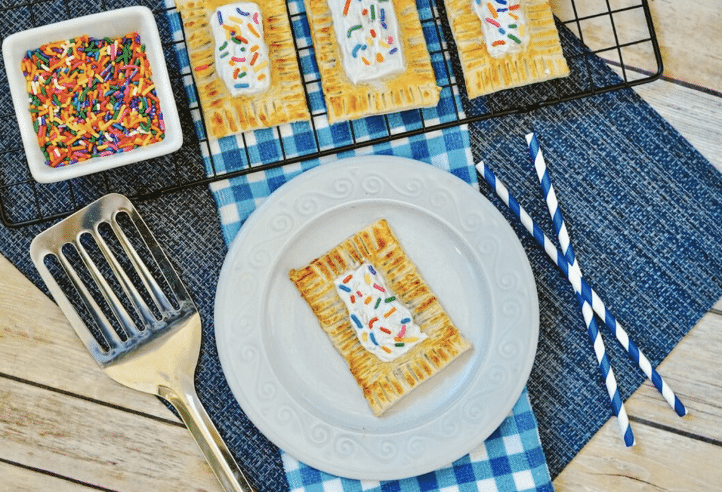 air fryer poptart